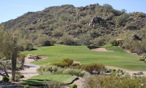 North Scottsdale Golf Homes